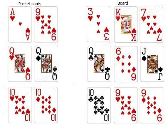натс в покере - примеры