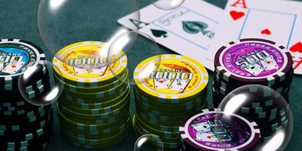 баббл покер