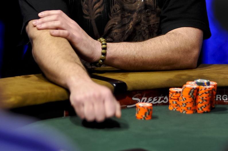 чек-рейз покер