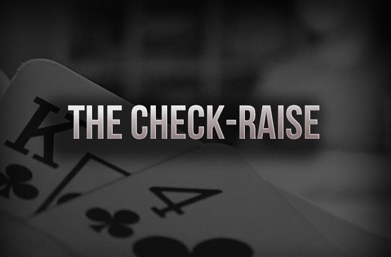 чек рейз в покере
