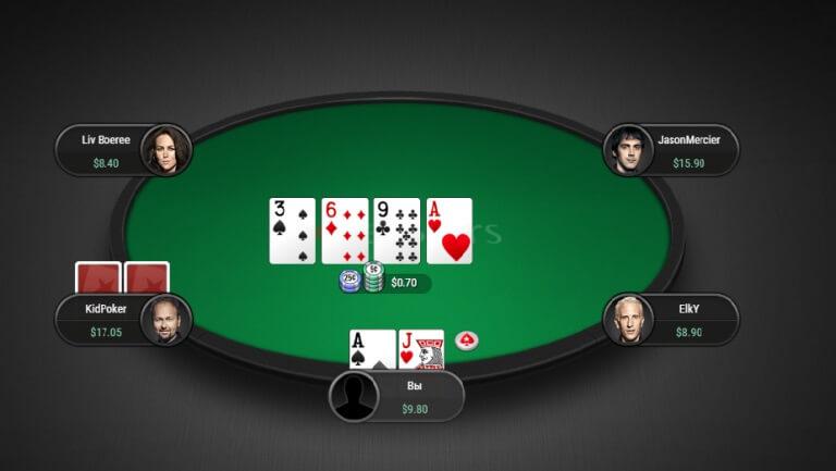 терн покер