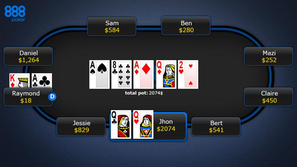 сет в покере
