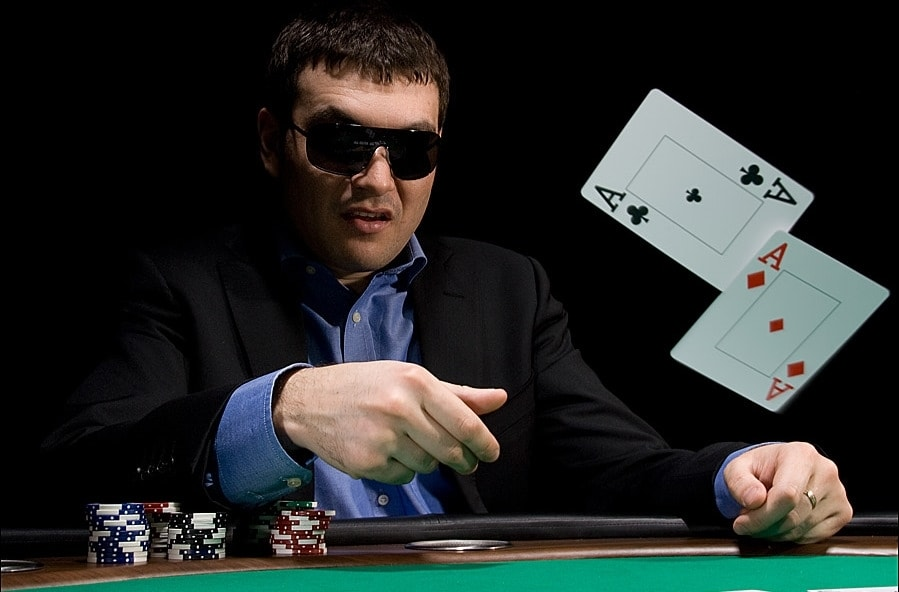 Фолд в покере - что это