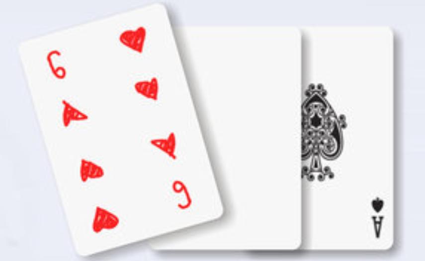 бланк в покере
