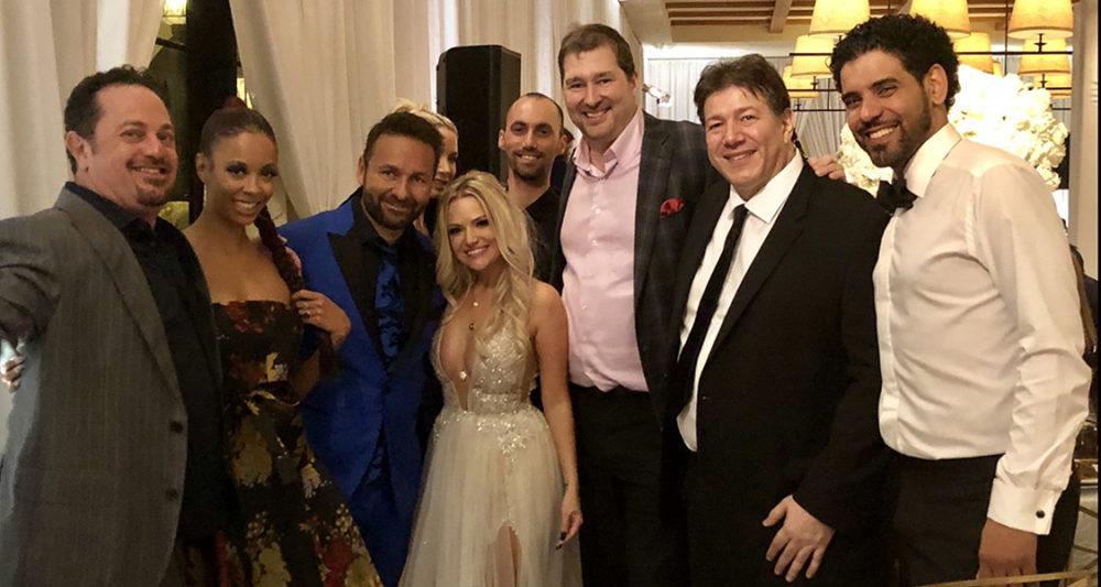 Свадьба Даниэля Негреану