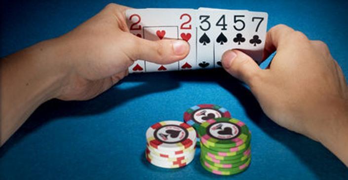 Правила игры в покер 2-7 сингл дро