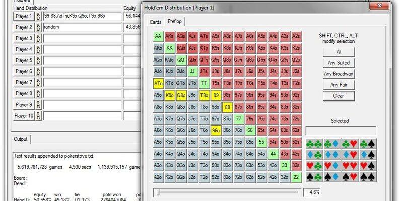 Онлайн расчет эквити покер сайт игровые автоматы скачать бесплатно